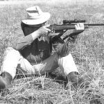 jeff cooper scout rifle firing