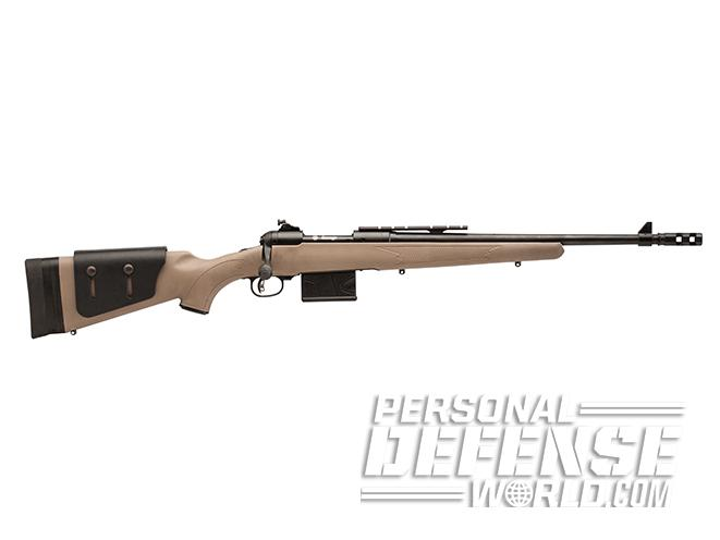 Savage Arms 11 Scout rifle