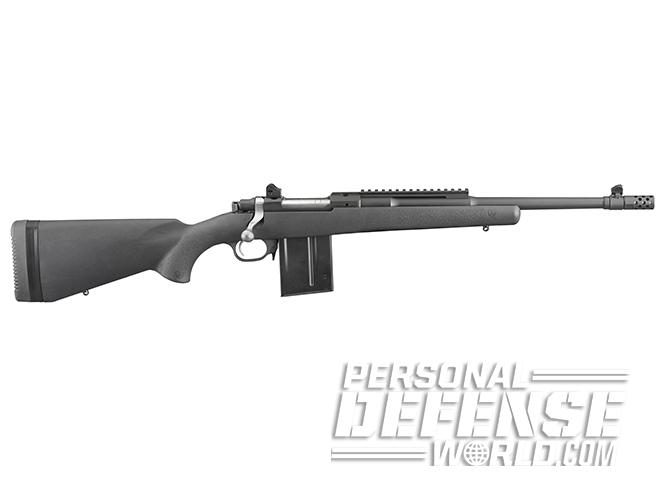 Ruger Gunsite Scout Rifle right profile