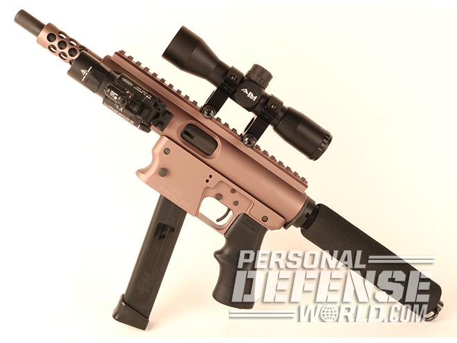 TNW Aero Survival Pistol left profile