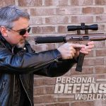 TNW Aero Survival Pistol firing