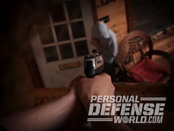 taurus 709 slim pistol truglo sights