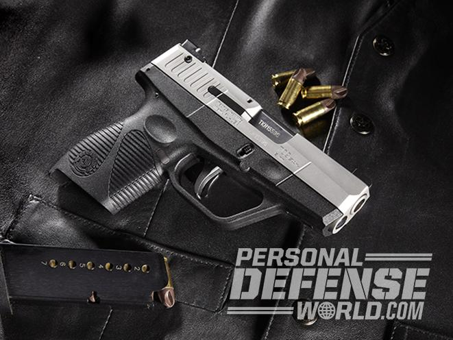 taurus 709 slim pistol right angle