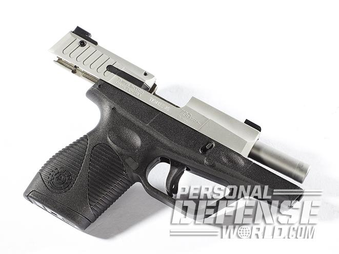 taurus 709 slim pistol features
