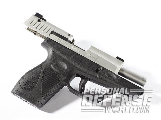 taurus 709 slim pistol features