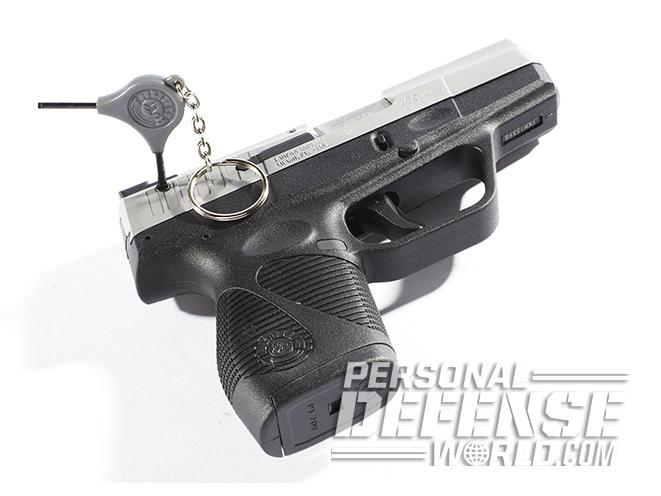 taurus 709 slim pistol disabled