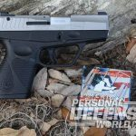 taurus 709 slim pistol ammo