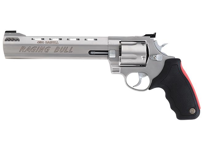 Taurus Raging Bull hunting revolvers