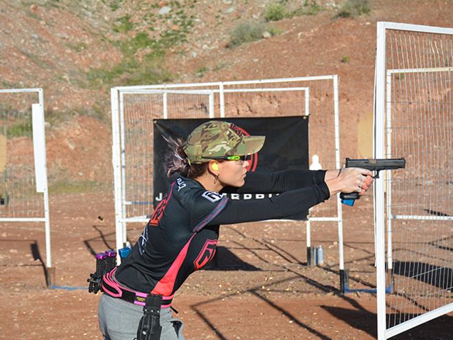 Tori Nonaka shooting