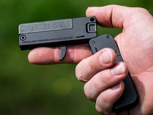 Trailblazer LifeCard pistol