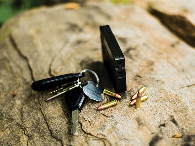 Trailblazer LifeCard pistol keys