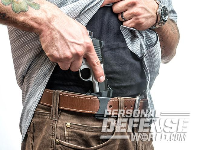 3 Great Holster Options for the Kimber Micro 9 Pistol
