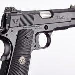 Wilson Combat Hackathorn Special Commander pistol rear