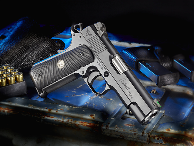 Wilson Combat Hackathorn Special Commander pistol right angle