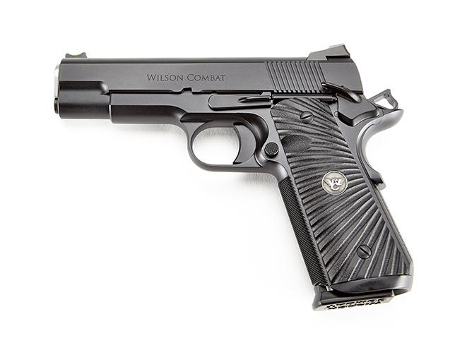 Wilson Combat Hackathorn Special Commander pistol left profile