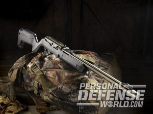 Tactical Solutions X-Ring Takedown rifle right angle