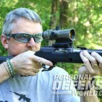 Tactical Solutions X-Ring Takedown rifle shooting