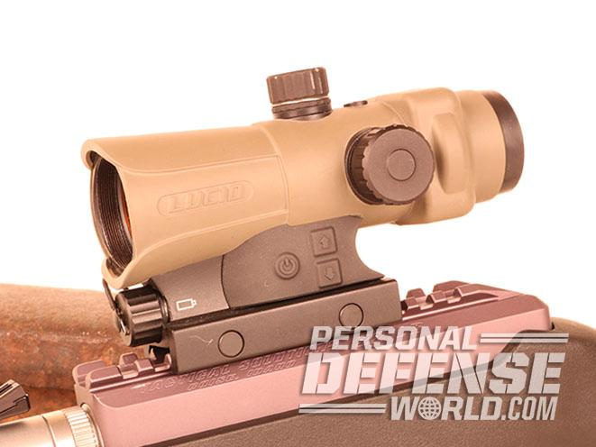 Tactical Solutions X-Ring Takedown rifle optic