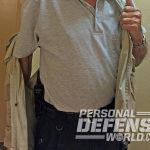 armed homeowner jacket