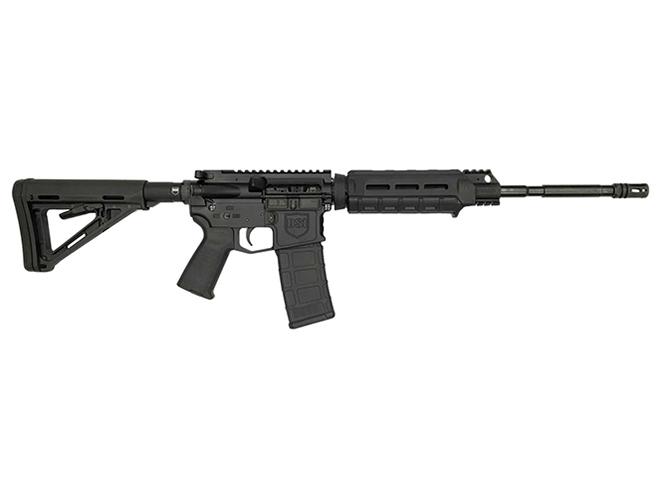 New York SAFE Act Dark Storm rifle