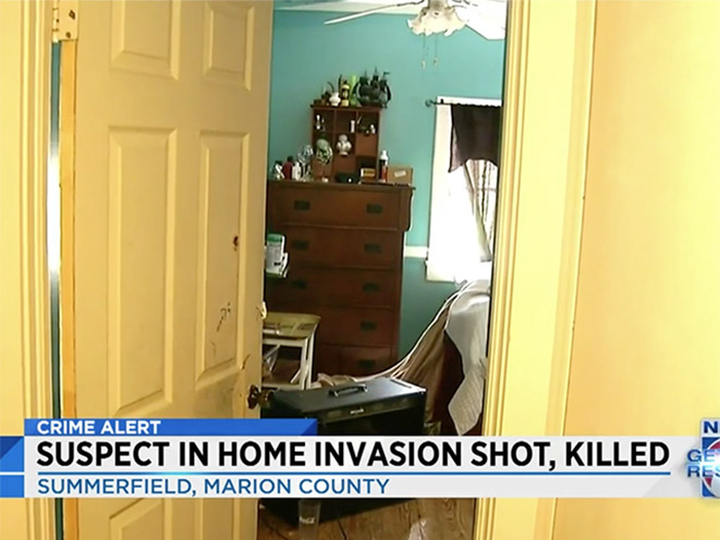 florida home intruder killing