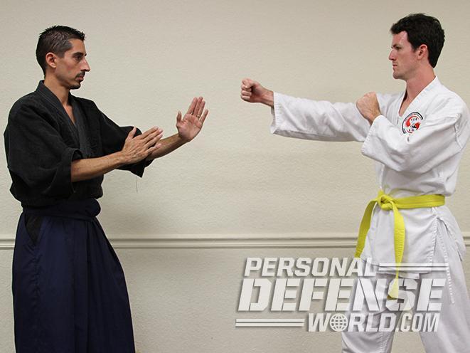 hostile situation self defense