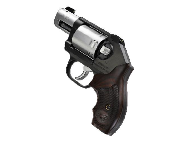 Kimber K6s CDP Revolver September 2017 lead