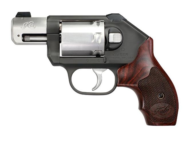 Kimber K6s CDP Revolver September 2017 left