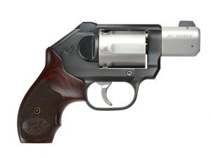 Kimber K6s CDP Revolver September 2017 right