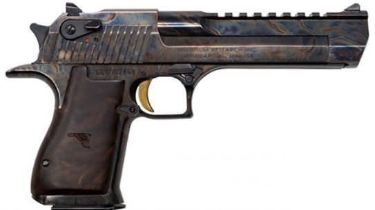 magnum research desert eagle pistols