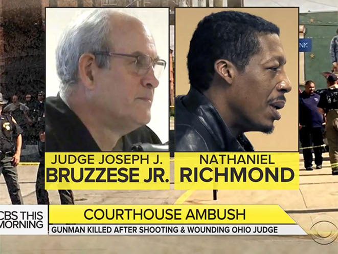 ohio judge shooting