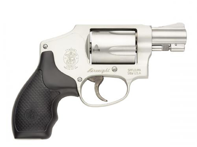 Smith & Wesson J-Frame revolver