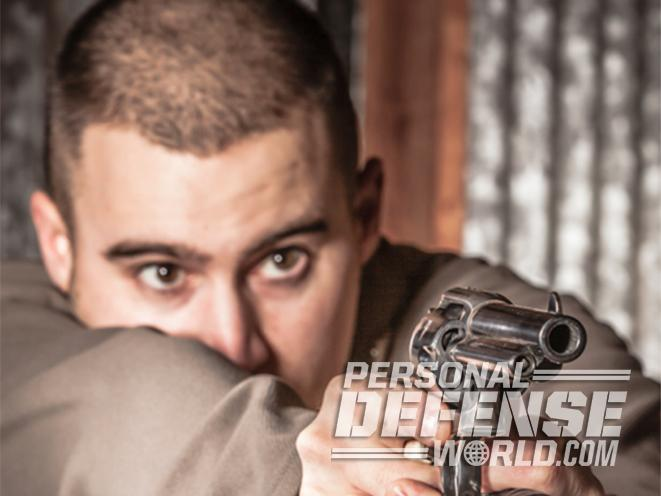 revolvers firing