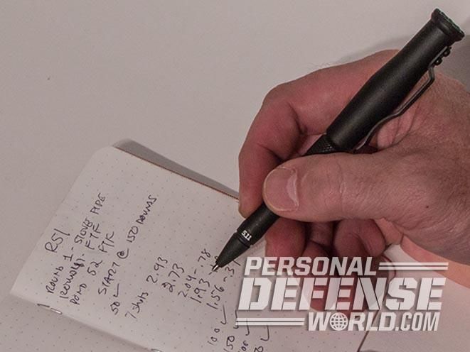 5.11 Double Duty Tactical 1.5 Pen notes