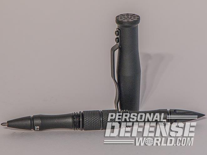 5.11 Double Duty Tactical 1.5 Pen side view