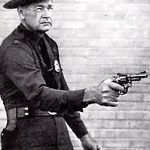 Bill Jordan revolvers handgun shooting one handed