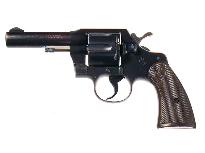 Bill Jordan revolvers handgun shooting colt border patrol