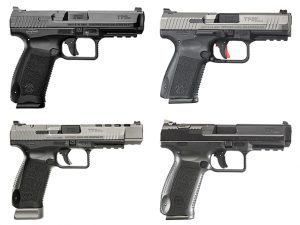 century arms canik pistols