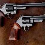 Elmer Keith revolvers handgun shooting s&w model 29