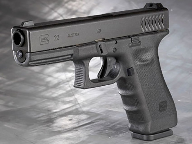 GLOCK 22 rtf2 pistol