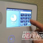 home alarm system operation