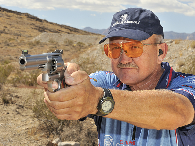 Jerry Miculek revolvers handgun shooting
