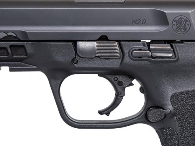 Smith & Wesson M&P M2.0 Compact pistol trigger