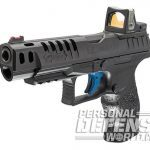 Walther Q5 Match pistol optic