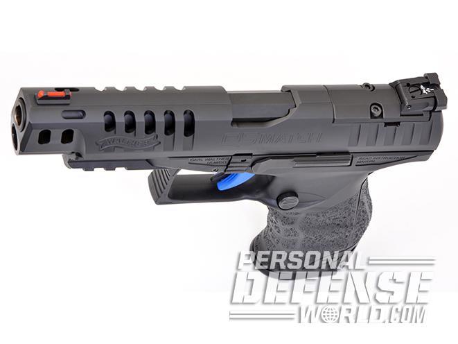 Walther Q5 Match pistol slide
