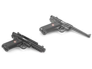 ruger mark iv pistol lineup