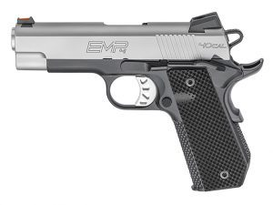 Springfield EMP 4-inch Concealed Carry Contour pistol left profile