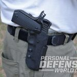 Tommy Guns USA Commander .357 SIG 1911 handgun holster