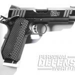 Tommy Guns USA Commander .357 SIG 1911 handgun right profile