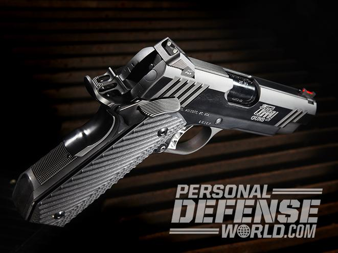 Tommy Guns USA Commander .357 SIG 1911 handgun frame